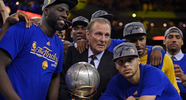 «1хСтавка»: у «Голден Стэйт» нет конкурентов в НБА-2017/18
