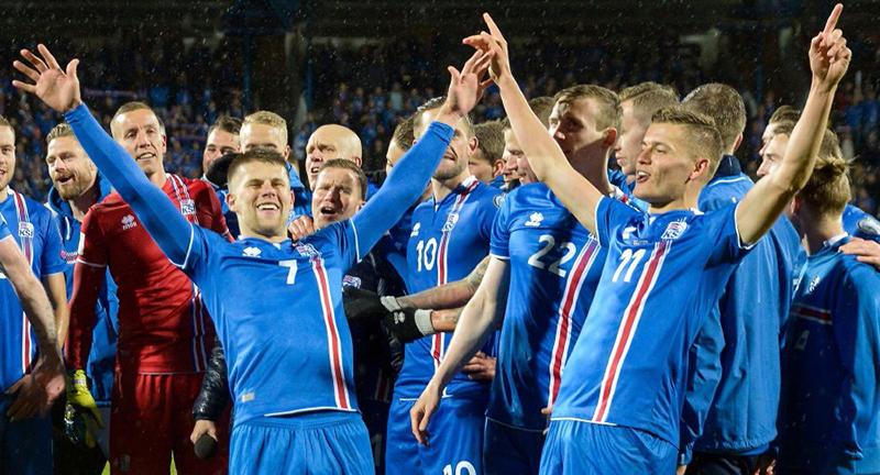 «Лига Ставок»: шансы сборной Исландии выиграть ЧМ-2018 — меньше 1%