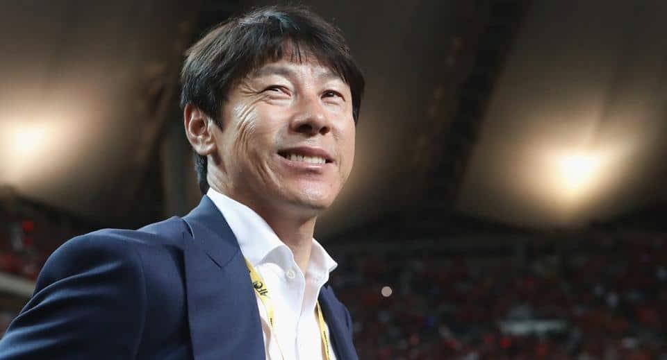 Главный тренер Южной Кореи