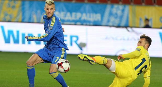 Прогноз и ставка на матч Косово – Украина 6 октября 2017