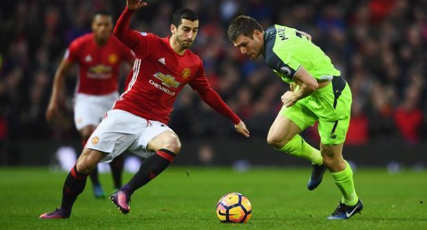 Прогноз и ставка на игру Ливерпуль – Манчестер Юнайтед 14 октября 2017