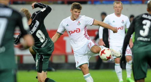 Локомотив - Краснодар и еще два футбольных матча: экспресс дня на 23 октября 2017