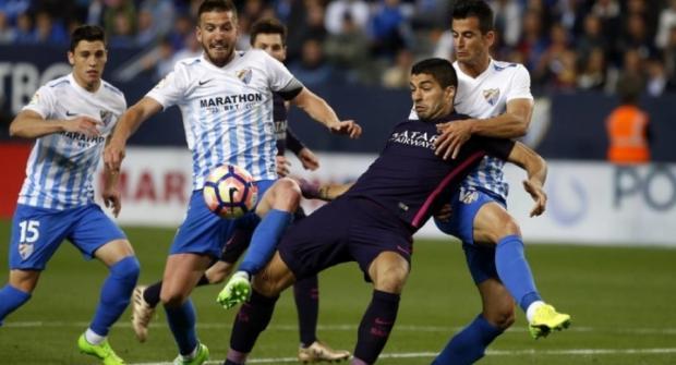 Прогноз Барселона - Малага