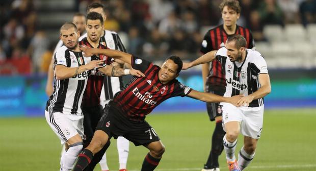 Милан — Ювентус и еще два футбольных матча: экспресс дня на 28 октября 2017