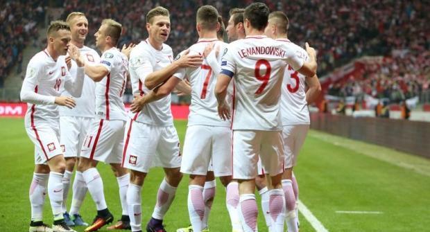 Польша — Черногория и еще два матча ЧМ-2018: экспресс дня на 8 октября 2017