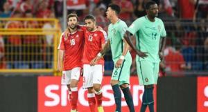 Прогноз и ставка на матч Португалия – Швейцария 10 октября 2017