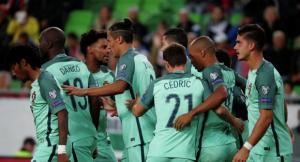 Португалия — Швейцария и еще два матча квалификации к ЧМ-2018:...