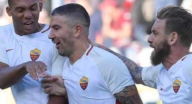 Рома — Кротоне и еще два матча Серии А: экспресс дня на 25 октября 2017