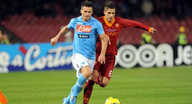 Прогноз и ставка на матч Рома – Наполи 14 октября 2017