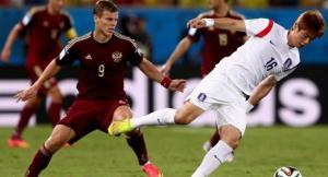 Прогноз и ставка на матч Россия – Южная Корея 7 октября 2017