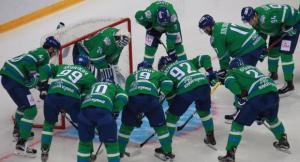 Динамо Минск – Салават Юлаев и еще два хоккейных матча:...