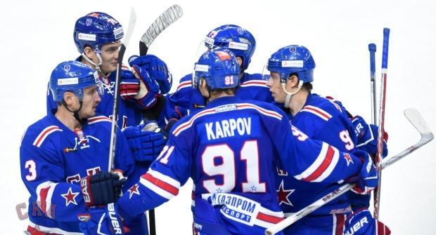 Локомотив - СКА и еще два хоккейных матча: экспресс дня на 2 октября 2017