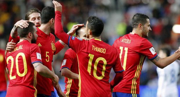 Прогноз Испания — Албания
