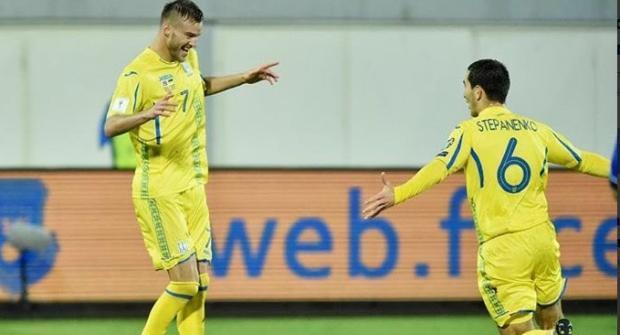 Украина — Хорватия и еще два матча квалификации к ЧМ-2018: экспресс дня на 9 октября 2017