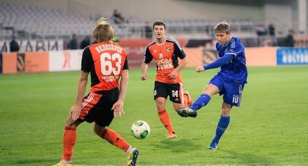Урал — Динамо и еще два футбольных матча: экспресс дня на 3 ноября 2017