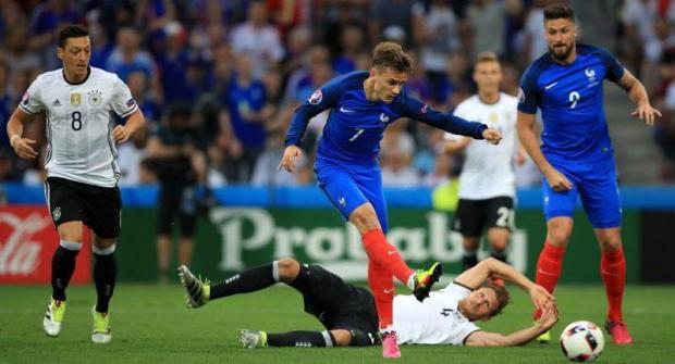 Германия, Франция и Бразилия — фавориты ЧМ-2018