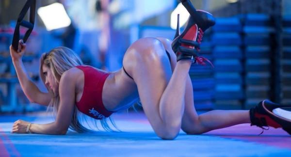 Мария Николь — фитнес-модель