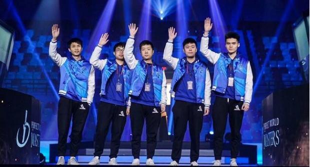 Китайцы взяли весь пьедестал на Perfect World Masters