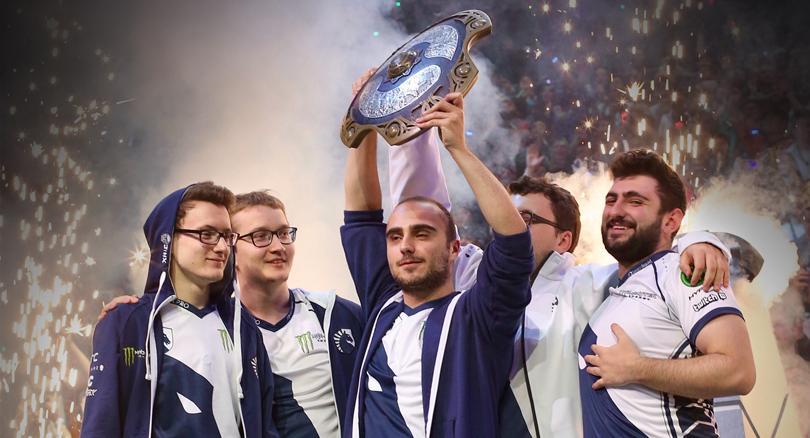 На DreamLeague Season 8 четыре фаворита