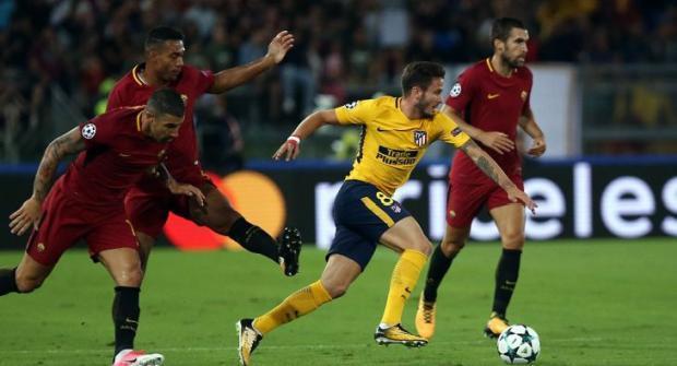 Прогноз и ставка на матч Атлетико – Рома 22 ноября 2017