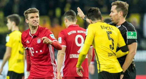 Боруссия Д — Бавария и еще два футбольных матча: экспресс дня на 5 ноября 2017