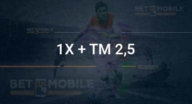 1Х + ТМ 2,5