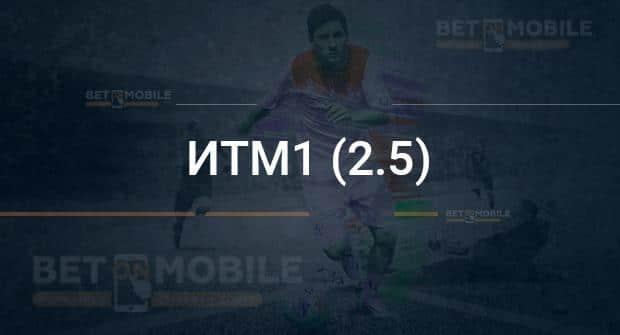 ИТМ1 (2.5)