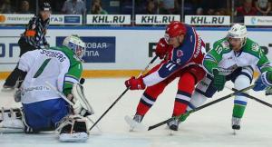 Прогноз и ставка на игру ЦСКА – Салават Юлаев 15 ноября 2017
