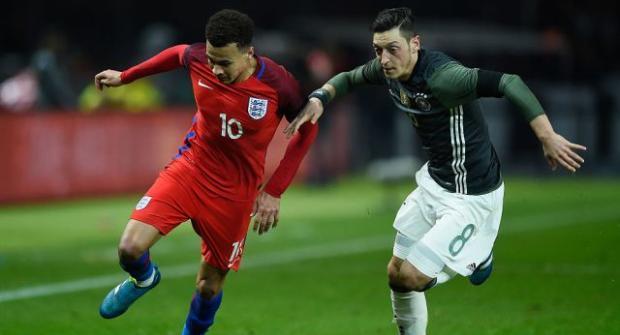 Прогноз и ставка на матч Англия – Германия 10 ноября 2017