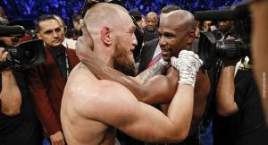 «Лига Ставок»: Макгрегор и Мэйвезер могут провести бой по правилам MMA