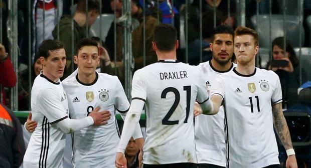Прогноз и ставка на матч Германия – Франция 14 ноября 2017