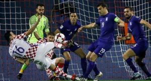 Прогноз и ставка на матч Греция – Хорватия 12 ноября 2017