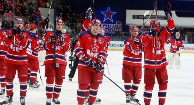 Химки - ЦСКА и два матча КХЛ: экспресс дня на 6 ноября 2017