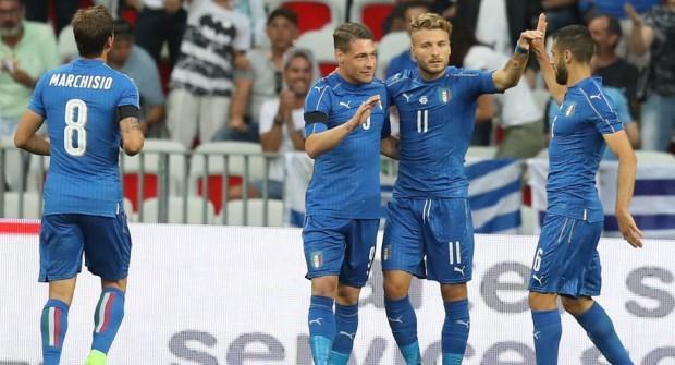 Италия — Швеция и еще два футбольных матча: экспресс дня на 13 ноября 2017