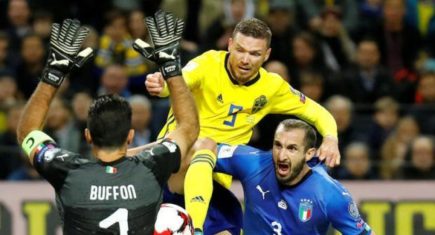 Прогноз и ставка на матч Италия – Швеция 13 ноября 2017