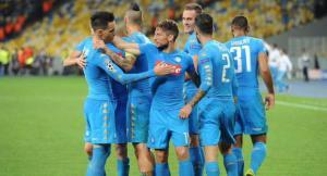 Наполи — Ювентус и еще два футбольных матча: экспресс дня на 1...