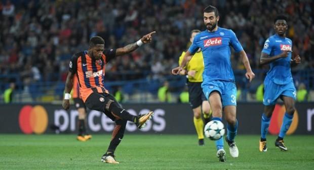 Наполи — Шахтёр и еще два матча Лиги чемпионов: экспресс дня на 21 ноября 2017