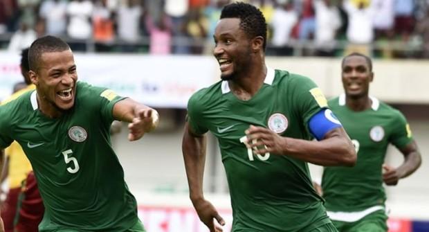 Алжир — Нигерия прогноз