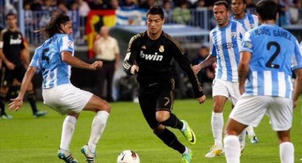 Прогноз и ставка на матч Реал Мадрид – Малага 25 ноября 2017