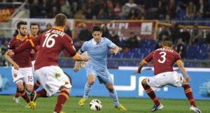 Прогноз и ставка на матч Рома – Лацио 18 ноября 2017