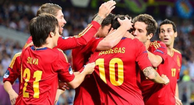 Прогноз и ставка на матч Россия – Испания 14 ноября 2017