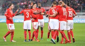 Швейцария — Северная Ирландия и еще два футбольных матча: экспресс дня на 12 ноября 2017