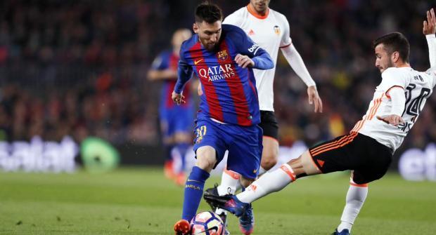 Прогноз и ставка на матч Валенсия – Барселона 26 ноября 2017