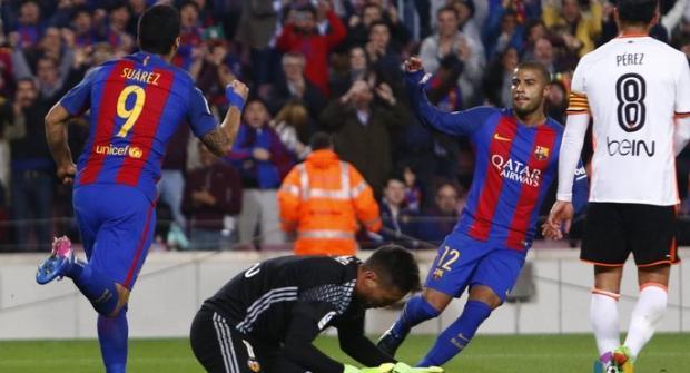 прогноз Валенсия - Барселона