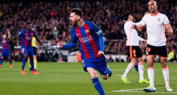 Валенсия — Барселона и еще два футбольных матча: экспресс дня на 26 ноября 2017