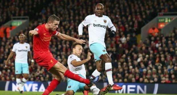 Прогноз и ставка на матч Вест Хэм – Ливерпуль 4 ноября 2017