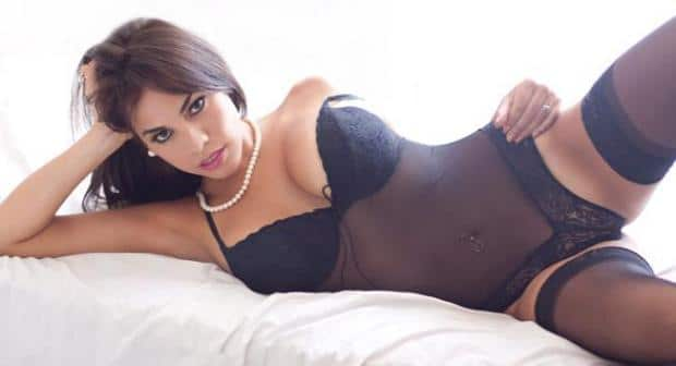 Айда Мартинес — перуанская телеведущая