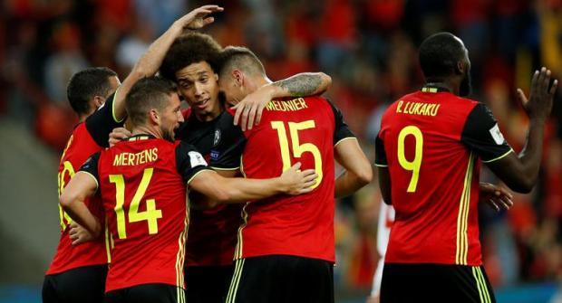 «1хСтавка»: Бельгия зарубится с Англией за первое место в Группе на ЧМ-2018
