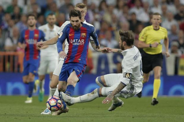 Реал Барселона прогнозо и ставка