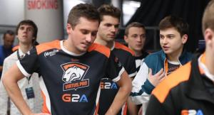 Провальное выступление Virtus Pro на DreamLeague